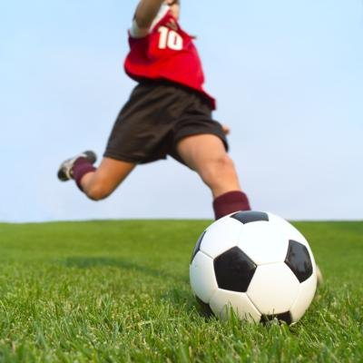 Your Knee Hurts After Playing Soccer