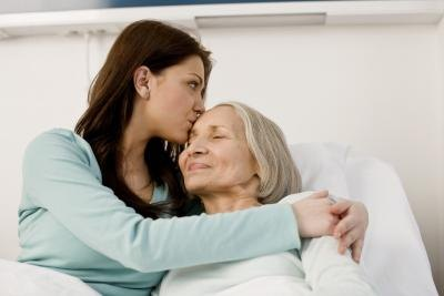 How to Cope With Taking Care of an Elderly Mother