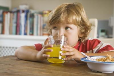 Diet for Children With Pneumonia
