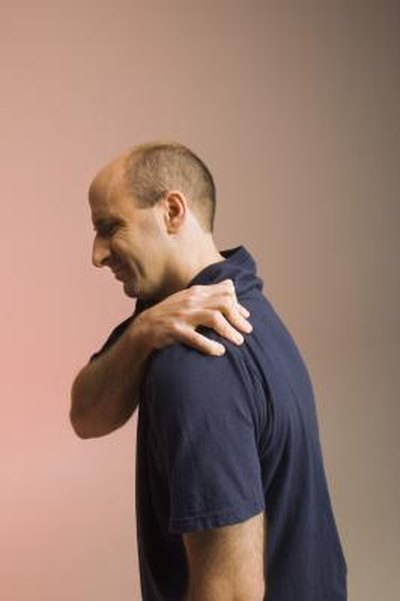 What Causes Left Back & Shoulder Pain?