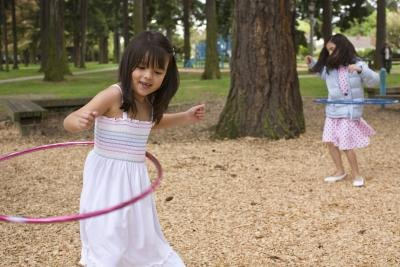 What Muscles Does Hula-Hooping Work?