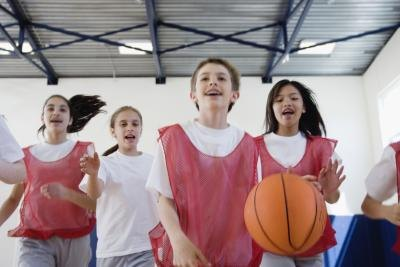Middle School Basketball Tryout Drills