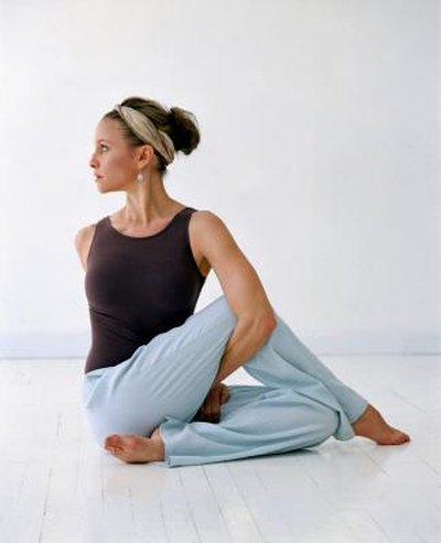 What Are Good Transition Poses in a Yoga Sequence?