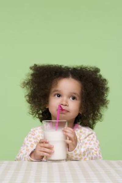 Symptoms of Lactose Intolerance in a Toddler