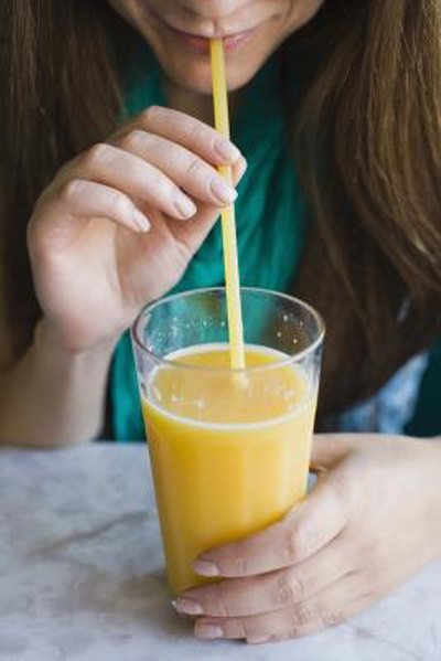 The Nutritional Value of Orange Juice vs. Orange Concentrate