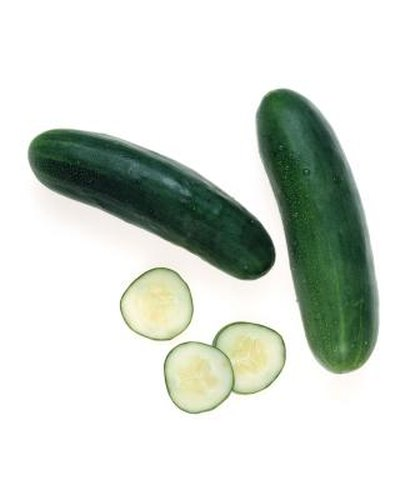 Cucumbers and Acne