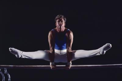 Men's Gymnastics Workouts