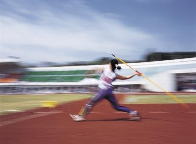 Physics of Javelin Throwing