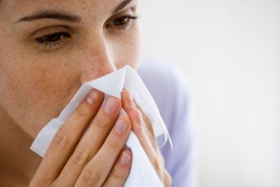 What Causes a Runny Nose When Eating?