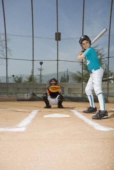 The Distance From the Pitching Mound to the Batter in Little League Softball