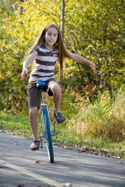 How Fast Does a Unicycle Go?