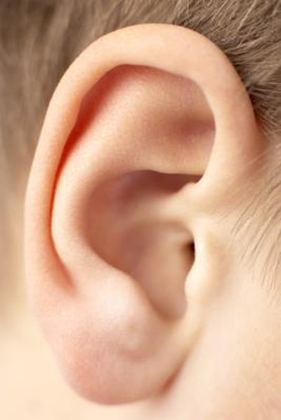 There's a Tiny Bit of Bloody Discharge in My Child's Ear
