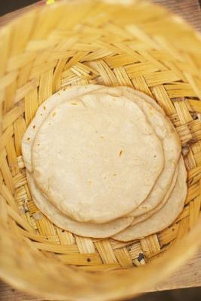 How to Grill Tortilla Bread