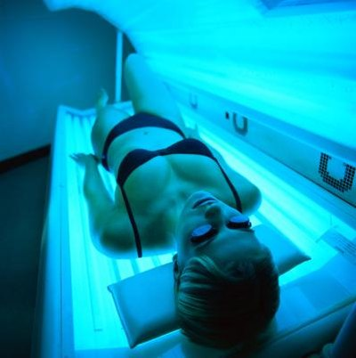 Tanning Beds and Acne