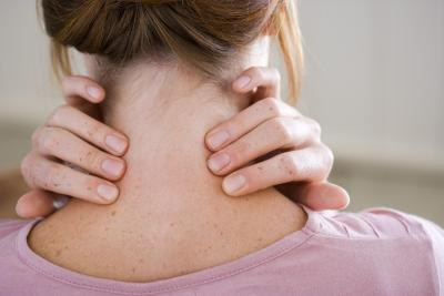 Spasms of the Trapezius Muscle