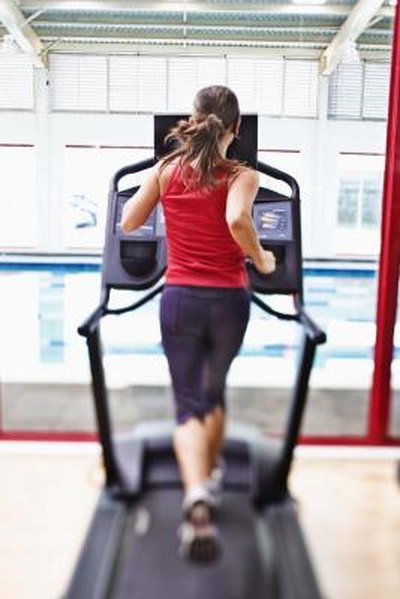 Circuit Training With a Treadmill