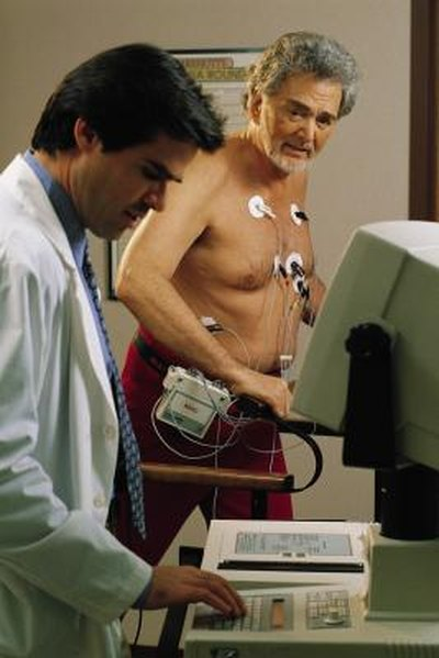 Normal Blood Pressure Increase During Treadmill Tests