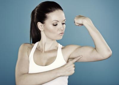 How to Lose Flabby Arms Fast