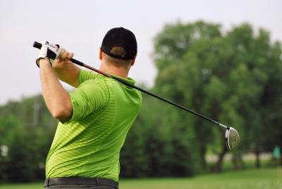 How Many Calories Do You Burn Going to the Driving Range for an Hour?