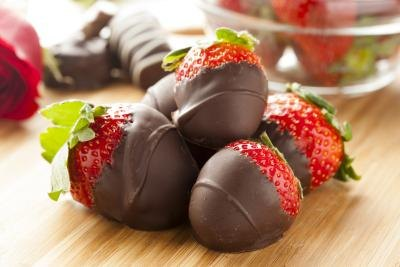 Nutritional Value of Chocolate-covered Strawberries