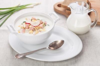 The Nutritional Value of Kefir, Yogurt & Milk