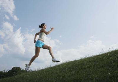 How to Open Your Stride While Running