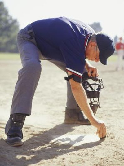 Baseball Umpire Uniform History