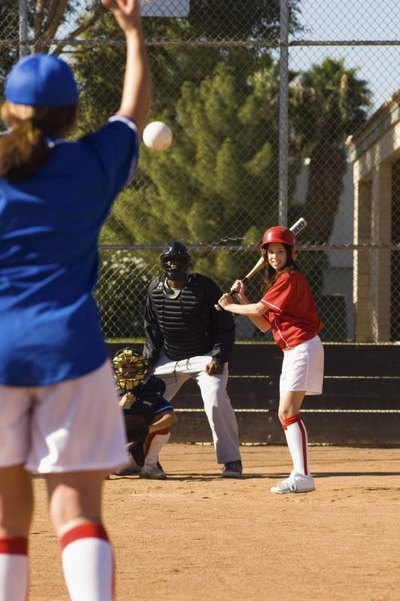 The Physics of Pitching in Softball