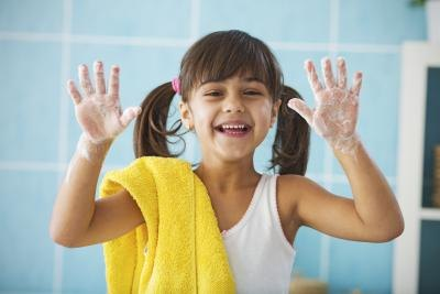 Fun Ways to Teach Children About Hand Washing
