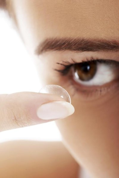 How to Use Contact Solution as Eye Drops