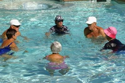 The Advantages of Water Aerobics for Seniors