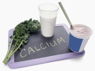 Calcium in Milk and Yogurt