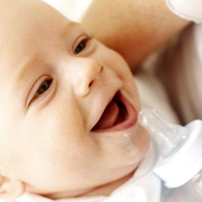 Signs of Teething in a 3-Month-Old Baby