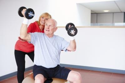 Weight Training for 60-Year-Old Men