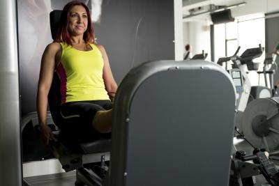 Seated Leg Press vs. Squats