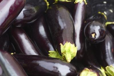 Which Vitamins are in Brinjal?