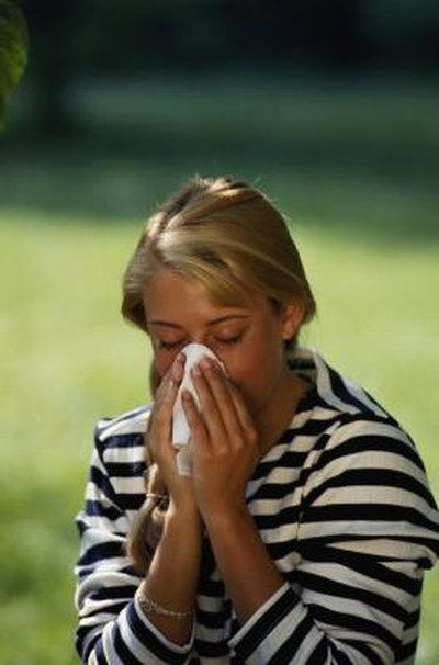 Cedar Allergy Symptoms
