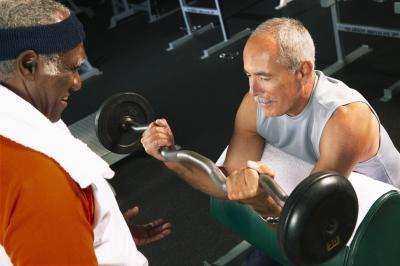 Can a Man Over 45 Still Gain Muscle Size?