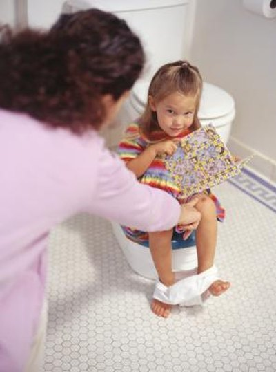 How to Potty Train a 4-Year-Old With Sensory Issues