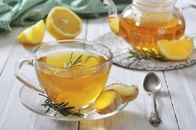 Is Ginger Tea Good for the Throat?