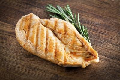 Choose lean protein-rich foods.