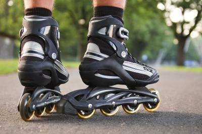Rollerblading for Weight Loss