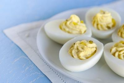 How Many Calories Are in a Deviled Egg?
