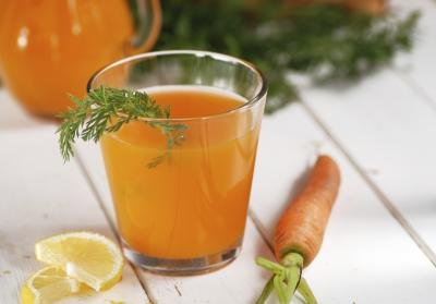 Calories in Fresh-Squeezed Carrot Juice