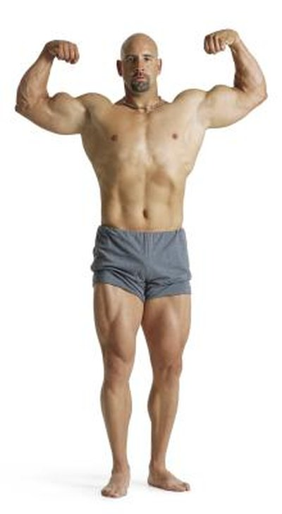 Does Working Out Your Legs Make Your Upper Body Bigger?