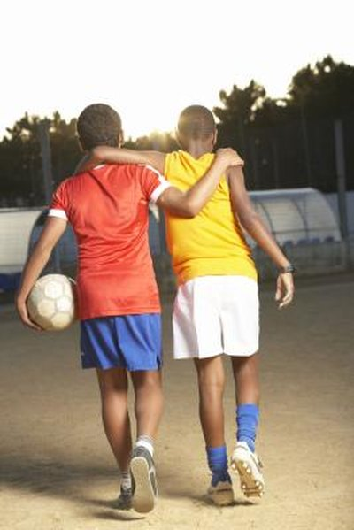 Fun Soccer Games for 9 to 11-Year-Olds