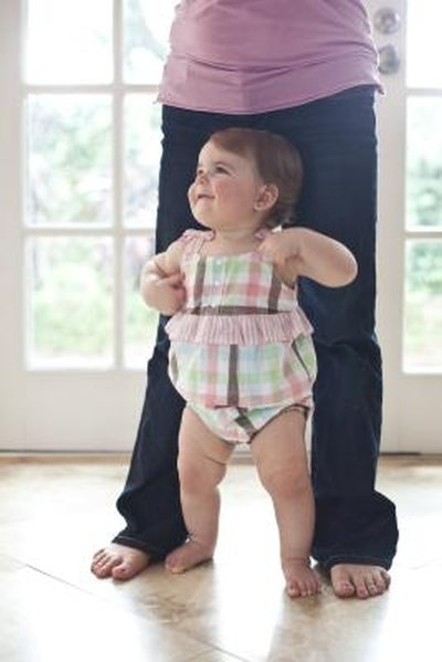 What Will Help a Baby Learn to Bear Weight on His Legs?