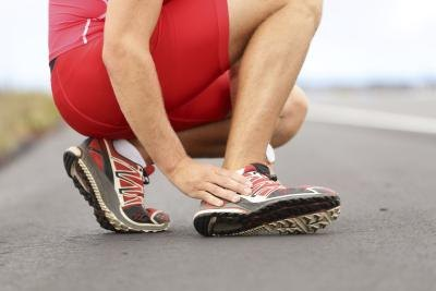 Ankle Stiffness After Running
