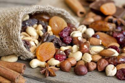 Fat burning foods- nuts