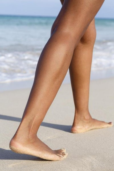 Loss of Muscle Mass in the Calf & Lower Leg